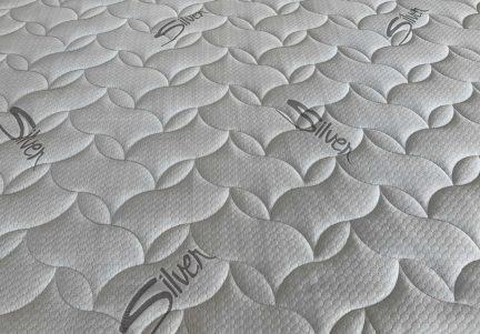Saltea memory Aquagel Air-Fresh silver 14+5